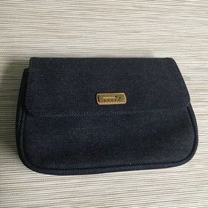 GUESS Luxe Denim Women's Clutch Bag